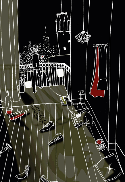 Ilustración: Alejandra Congote.