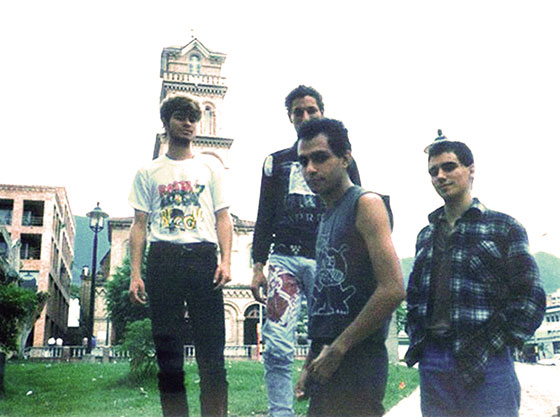 Fotografía: Archivo José Juan Posada