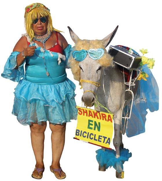 Disfrazar El Burro Camilo Gallego Festival Del Burro San